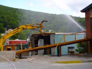 Decommissioning, Decontamination, and Demolition