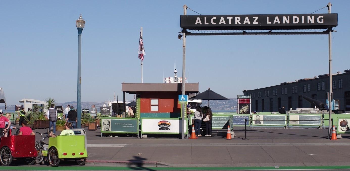 Alcatraz Ferry Embarkation Project Wins APA Award
