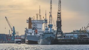 Shipyards and Maritime